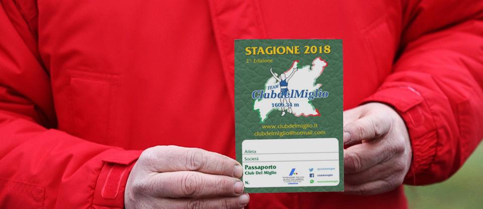 Passaporto 2018