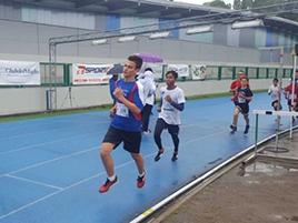 8° Happy Mile Running Contest