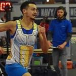 Iliass Aouani corre sempre più forte: record sul miglio indoor