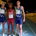 L'olimpiade del miglio si disputerà il 4/9 all'Arena di Milano